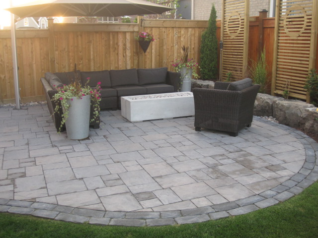 Patio Completed - 02