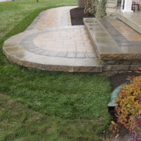 PERMACON Celtik Wall Step - 02