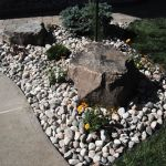 River Washed Pebbles ground cover