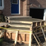 Reshaping existing steps